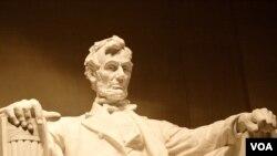 Статуя Авраама Линкольна, иллюстрационное фото