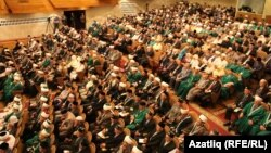 Бөтенрусия татар дин әһелләре форумы (архив фотосы)