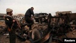 Irak - foto arkivi