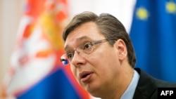 """Aleksandar Vučić: """"Mir po svaku cenu"""""""