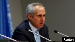 Стефан Дујариќ, портпарол на генералниот секретар на ОН, Бан Ки-мун.