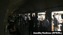 Հոսանքազրկվել է նաև Բաքվի մետրոն, 3-ը հուլիսի, 2018 թ․