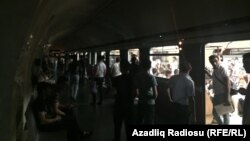 On July 3, Azerbaijan experienced a blackout that affected almost the entire country. Hours later, Thousands of people were stranded underground in subway cars after power went out for a second time in Baku on July 3.