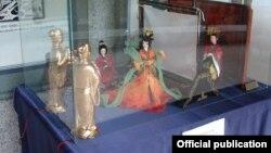 """Выставка """"111 лет китайского кинематографа"""" в Национальной библиотеке Минска"""