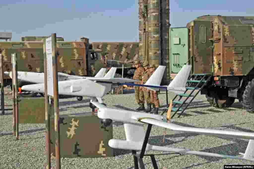 Հայկական արտադրության «Կռունկ» անօդաչու թռչող սարքեր