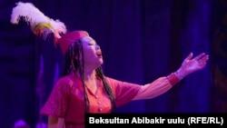 """""""Айчүрөк"""" операсы. 2017-жыл."""