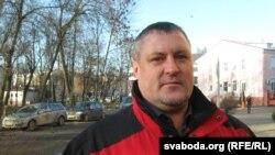 Білоруський правозахисник Леонід Судаленко