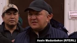 Эмиль Осмонбетов.