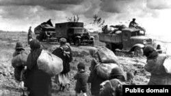 Эвакуацию в годы войны называют одним из самых страшных бедствий тех лет.