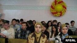 Мәскәүдә яшьләр берләшә