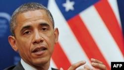 Барак Обама, раисиҷумҳури Иёлоти Муттаҳида