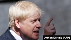 Kryeministri i Britanisë së Madhe, Boris Johnson.