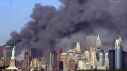 New York septembrie 2001 după atentatele teroriste