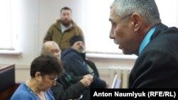 Сулейман Кадыров на суде, 1 марта 2018 года