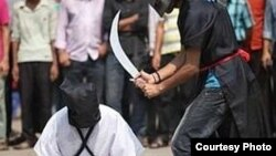 The executions were reportedly held in 12 parts of the country. (file photo)