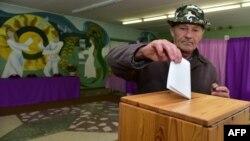 Останні вибори до парламенту Білорусі пройшли восени 2016 року
