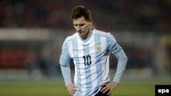 لیونل مسی، مهاجم آرژانتینی فوتبال