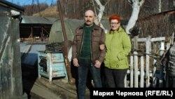 Родители Дмитрия Бонцаревича