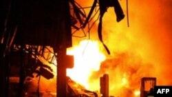 Район бедствия в Южной Калифорнии называют настоящим адом