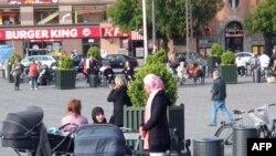 Из живущих в Дании пяти с половиной миллионов человек более 7 процентов – иностранцы