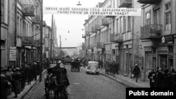 Беласток, канец 1939 году