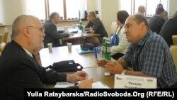 Українсько-чеські переговори в рамках зустрічі з іноземними інвесторами у Дніпропетровську, 22 вересня 2011 року