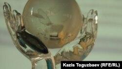 """Премия """"Свобода"""", учрежденная казахстанской оппозицией. Алматы,19 января 2011 года."""
