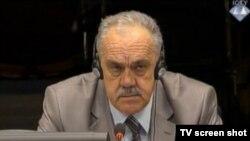 Jovan Nikolić u sudnici 14. ožujka 2013.