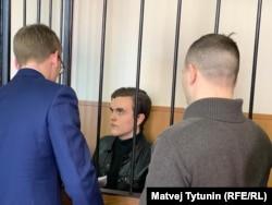 Георгий Чернышев в суде