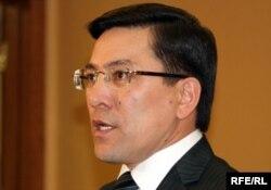Депутат Нұртай Сабильянов.