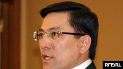 Нұртай Сабилянов, Қазақстан парламенті мәжілісінің депутаты. Астана, 31 наурыз 2010 жыл
