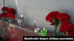 В память о жертвах трагедии в Одессе