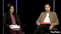 """Expertele de la IDIS """"Viitorul"""" Corina Gaibu și Mariana Gurghiș"""