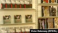 Stand de carte moldovenesc la Tîrgul de carte de la Frankfurt