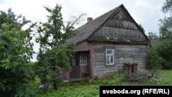 Бацькоўская хата Міхаіла Русага