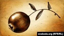 Ілюстрацыя з Календара Бахарэвіча