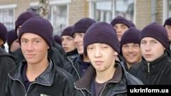 Вихованці Курязької колонії для неповнолітніх