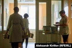 В Окуловской больнице