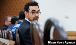 احمد عراقچی، معاون پیشین بانک مرکزی و از متهمان پرونده اخلال در بازار ارز