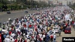Përkrahësit e Morsit dhe Vëllazërisë Myslimane, 26 korrik 2013