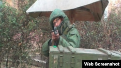 Чех Павел Кафка, який воював на боці бойовиків на Донбасі