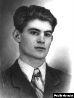 Василь Стус у юності