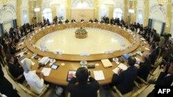Pamje e përgjithshme e samitit të G20-s në Shën Petersburg, Rusi - 5 shtator 2013