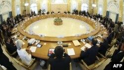 Минулорічний саміт «Групи двадцяти» у Санкт-Петербурзі, 5 вересня 2013 року