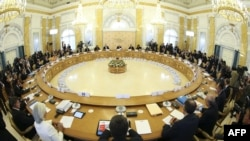 Samit G20 u Sankt Peterburgu, 5. septembar 2013.