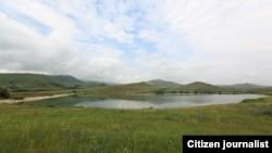 Başkənd gölü (Gədəbəy)