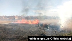 Firefighters reportedly said they hadn't seen any flames since the morning of April 4.
