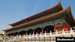 Pamje nga një pjesë e Pekinit