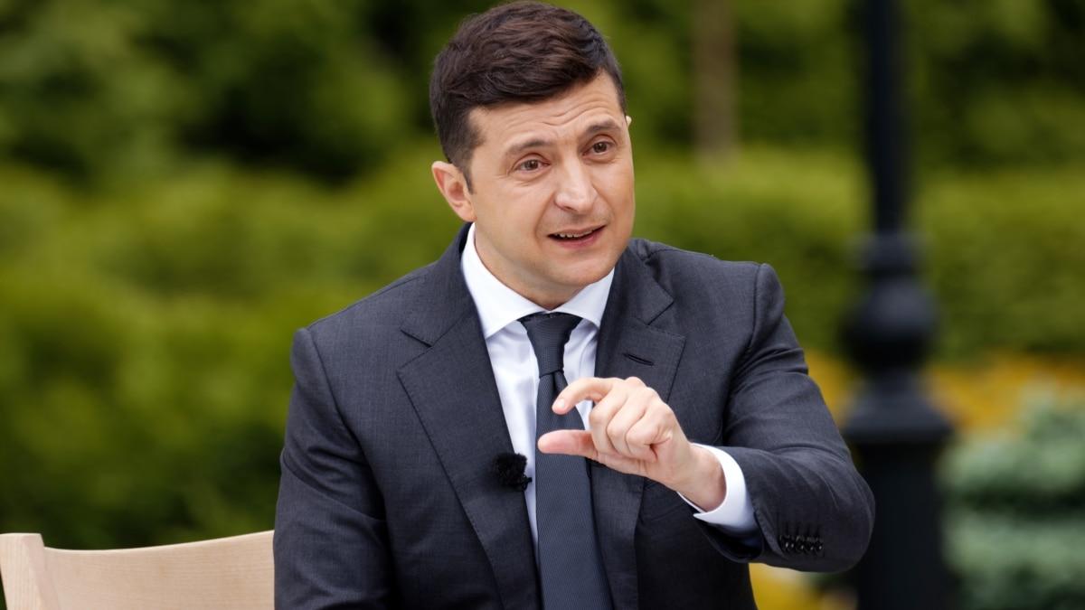 Зеленский не рассказал деталей берлинской встрече по Донбассу