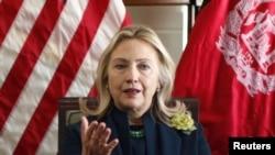 Ҳилларӣ Клинтон, вазири умури хориҷаи Амрико